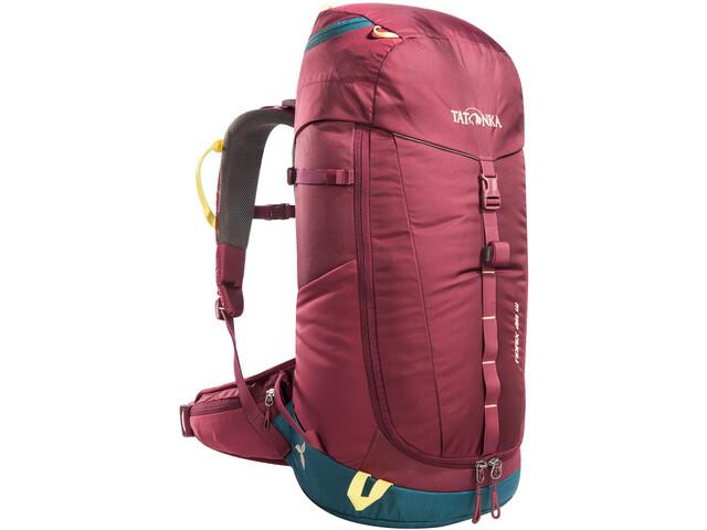 Tatonka Norix 28 Backpack Women bordeaux red